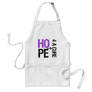 Pancreatic Cancer Hope For a Cure Apron