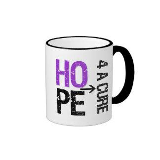 Pancreatic Cancer Hope For a Cure Mugs