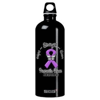 Pancreatic Cancer Hope Strength Love SIGG Traveller 1.0L Water Bottle