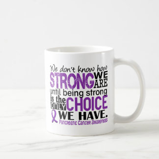Pancreatic Cancer How Strong We Are Coffee Mug