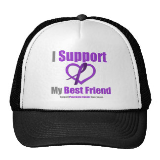 Pancreatic Cancer I Support My Best Friend Cap