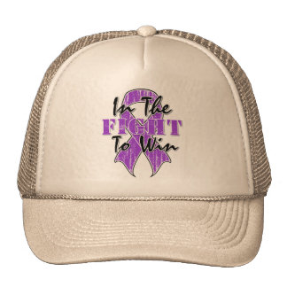 Pancreatic Cancer In The Fight To Win Mesh Hats