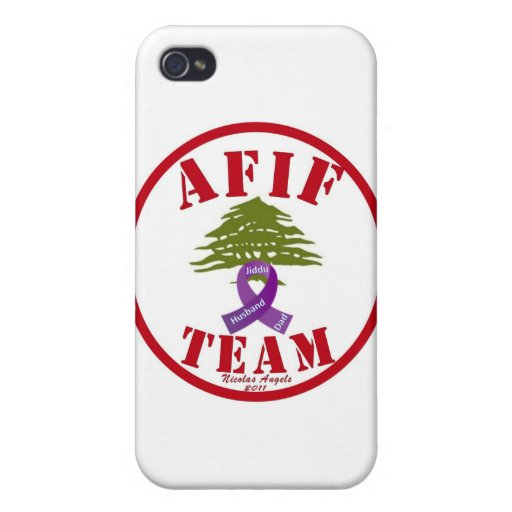 Pancreatic Cancer iPhone 4/4S Case