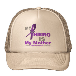 Pancreatic Cancer My Hero is My Mother Cap