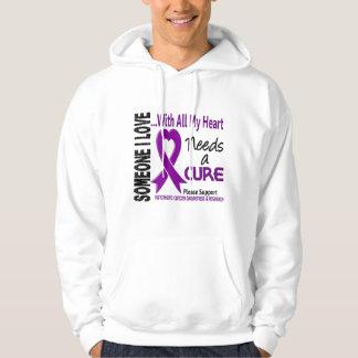 Pancreatic Cancer Needs A Cure 3 Hoodie