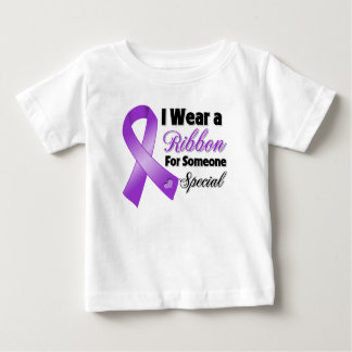 Pancreatic Cancer Ribbon Someone Special Shirts