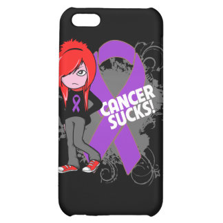 Pancreatic Cancer Sucks Cover For iPhone 5C