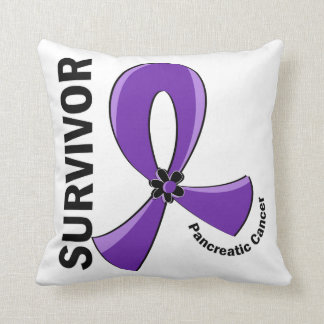 Pancreatic Cancer Survivor 12 Pillows