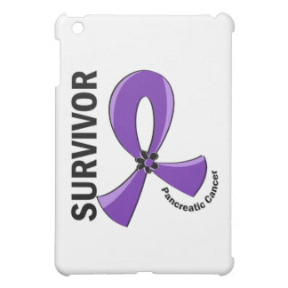 Pancreatic Cancer Survivor 12 iPad Mini Cases