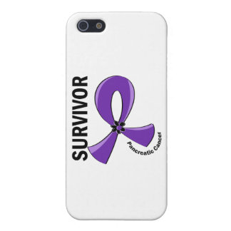 Pancreatic Cancer Survivor 12 Cover For iPhone 5