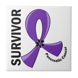 Pancreatic Cancer Survivor 12 Tiles