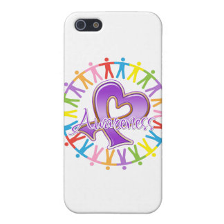 Pancreatic Cancer Unite in Awareness Covers For iPhone 5