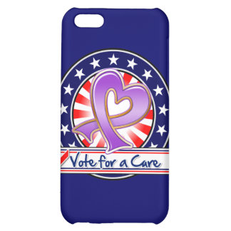 Pancreatic Cancer Vote For a Cure Cover For iPhone 5C