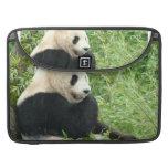 """Panda  15"""" MacBook Sleeve MacBook Pro Sleeve"""
