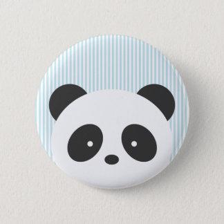 Panda 6 Cm Round Badge