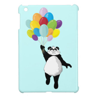 Panda and Balloons iPad Mini Covers