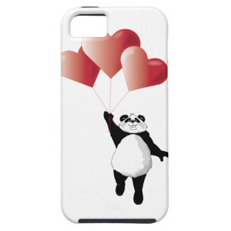 Panda and Balloons iPhone 5 Case