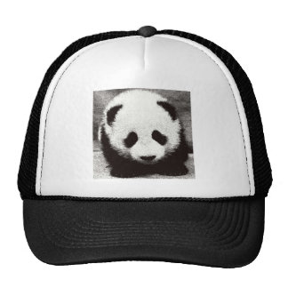 Panda Artwork Cap