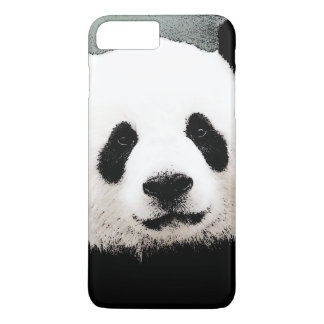 Panda Artwork iPhone 7 Plus Case