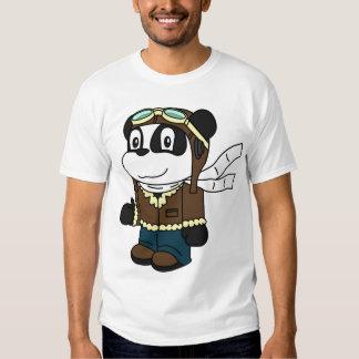 Panda - Aviator Tshirt