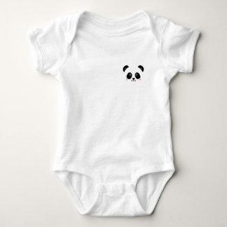 PANDA BABY BABY BODYSUIT