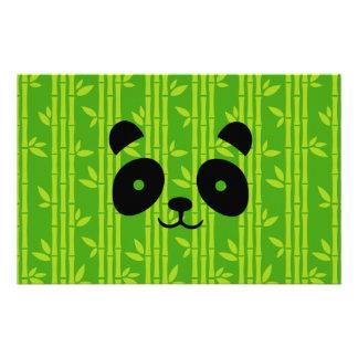 panda_bamboo custom stationery