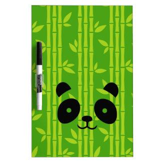 panda_bamboo dry erase board
