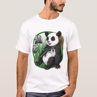 Panda & Bamboo Men's Basic T-Shirt