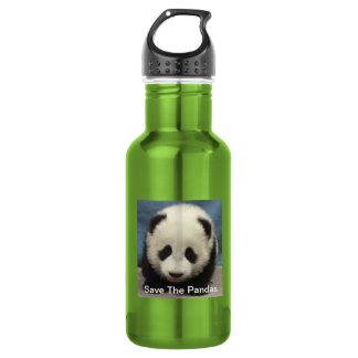 Panda Bear 532 Ml Water Bottle