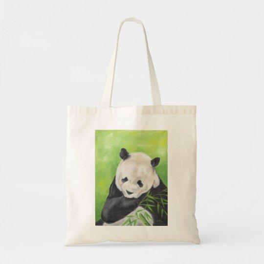 Panda bear bag
