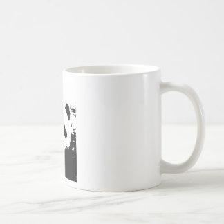 Panda Bear Basic White Mug