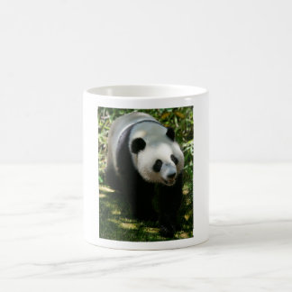 Panda Bear Basic White Mug