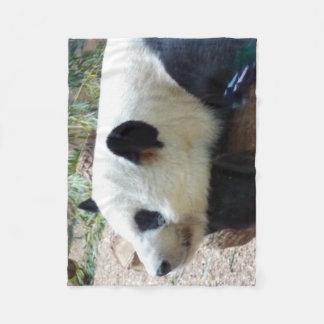 Panda Bear Blanket