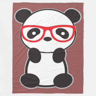 Panda Bear Blanket - Great Gift