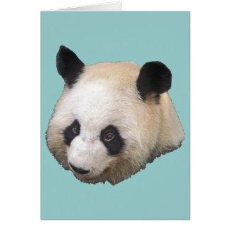 Panda Bear Greeting Cards