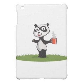 Panda Bear Coffee Case For The iPad Mini