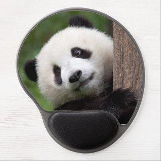 Panda Bear Cub Gel Mouse Mat