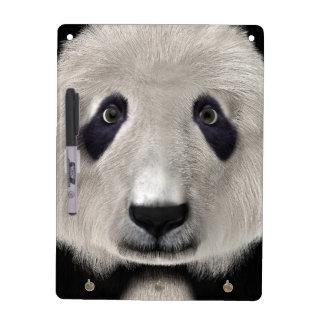 Panda Bear Dry Erase Board