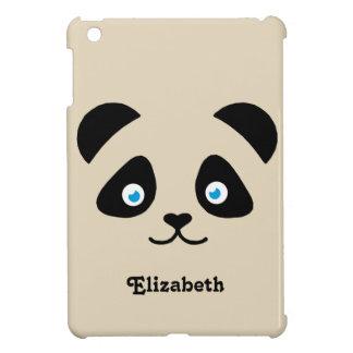 panda bear face cover for the iPad mini
