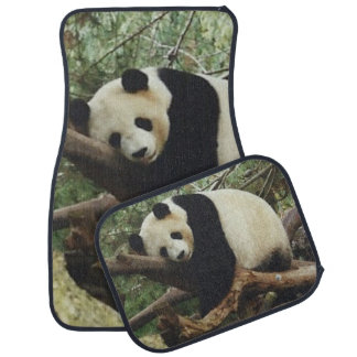 Panda Bear Floor Mat