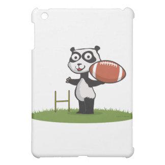 Panda Bear Football iPad Mini Cover