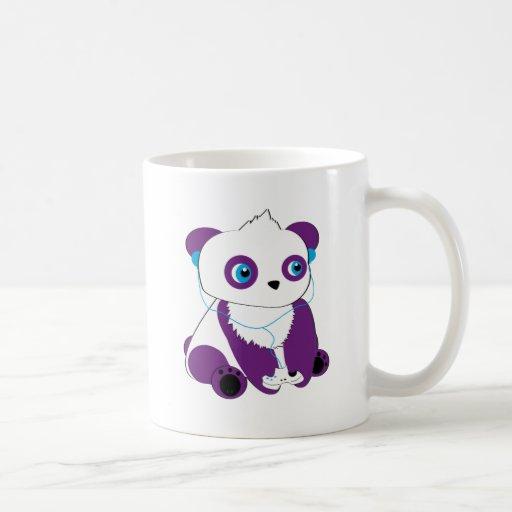 Panda Bear Gamer Mug