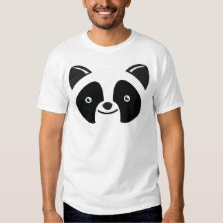 Panda Bear Kawaii face Tshirt