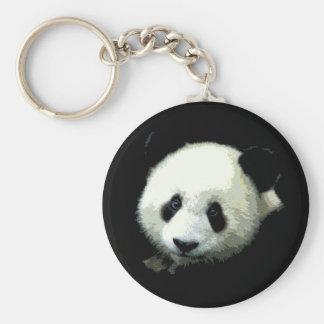 Panda Bear Key Ring