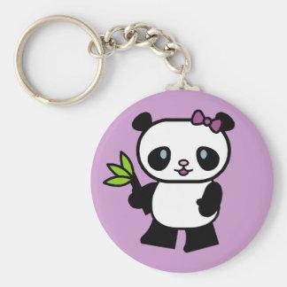 Panda Bear Keychain