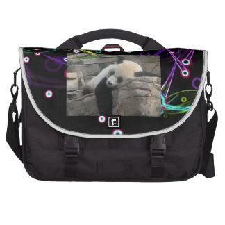 Panda Bear Bag For Laptop