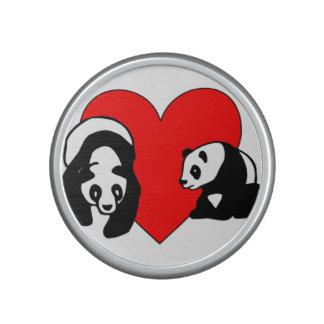 Panda Bear Love Bluetooth Speaker