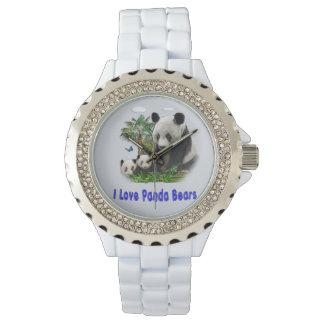 Panda Bear merchandise Watch