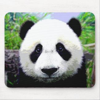 Panda Bear Mouse Pads
