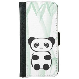 Panda Bear Phone Wallet iPhone 6 Wallet Case